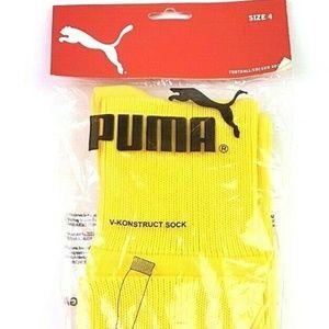 Puma Football Soccer Socks Elasticated Brace Ankle